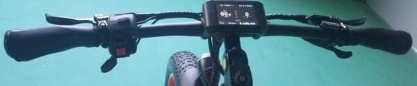 electric bike handlebars