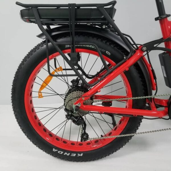 electric bike rear wheel