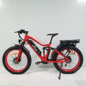 E-CELLS SUPER MONARCH AWD 1000 WATT (CANDY APPLE RED)