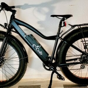 AWD 600W Hardtail E-Bike from E-Cells