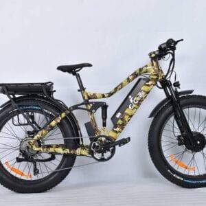 Super Monarch Crown 1500-Watt Electric Bike