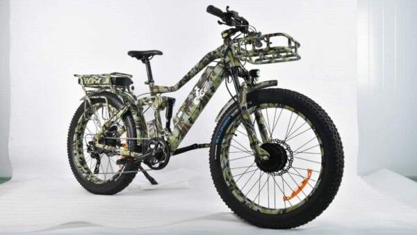 1500 Watt Ebike