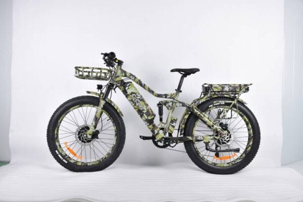 1500 Watt electric bike
