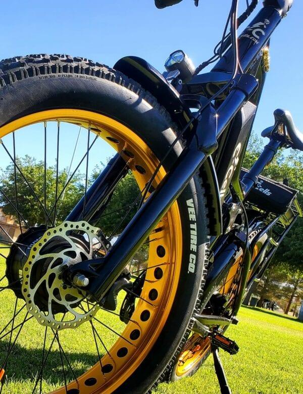 super monarch electric bike
