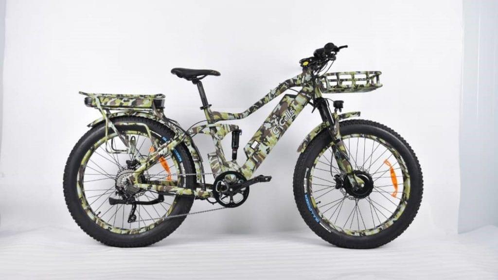 1500w e cells super monarch e bike